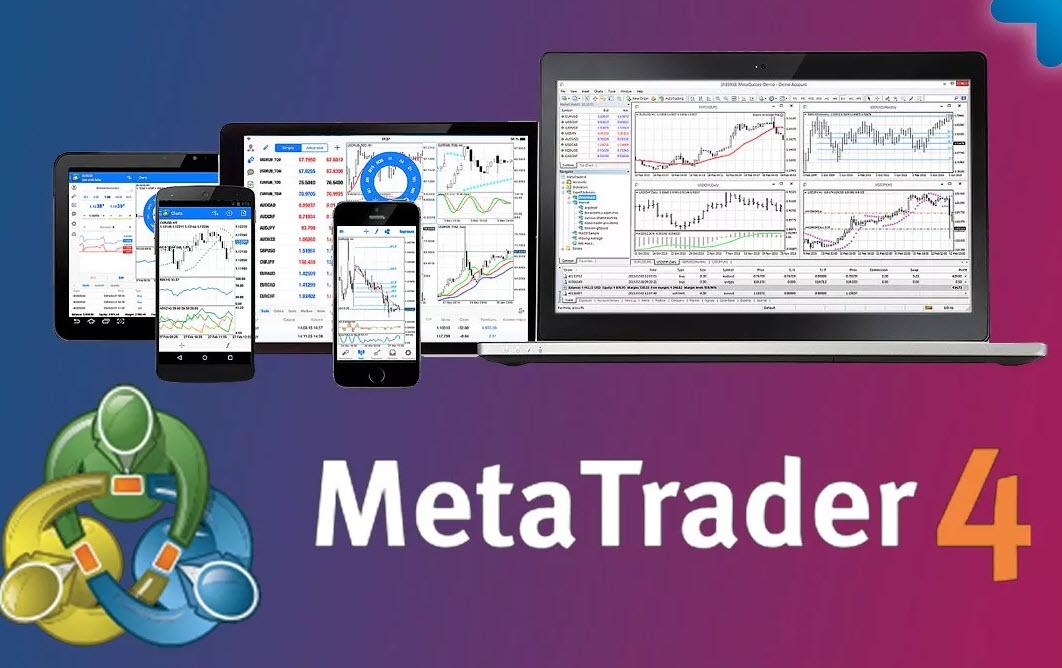 МТ4 - Торговый терминал MetaTrader 4
