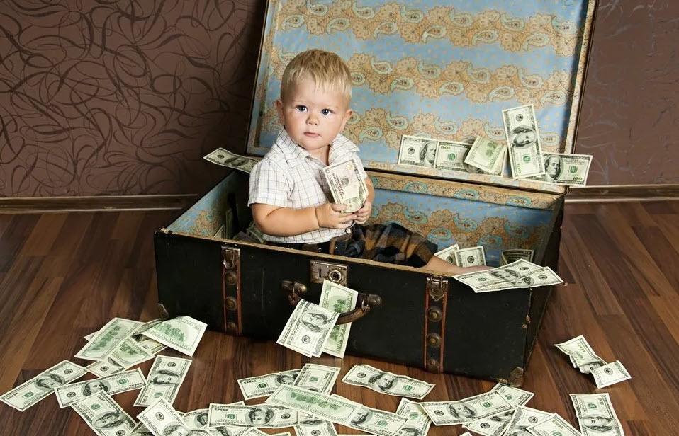 Как воспитать детей финансово успешными? 8 универсальных рекомендаций, которые никогда не поздно применить
